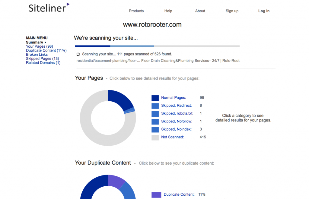 How To Find Duplicate Content On Your Site (Choice of 2 Tools)